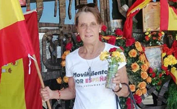 Pilar Gutiérrez es la líder de Movimiento por España