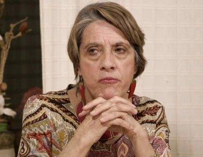 La franquista Pilar Gutierrez confiesa que le encanta Ayuso pero admite que votará a VOX