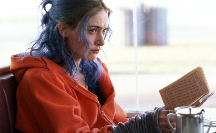 Kate Winslet en 'The eternal sunshine of the spotless mind'