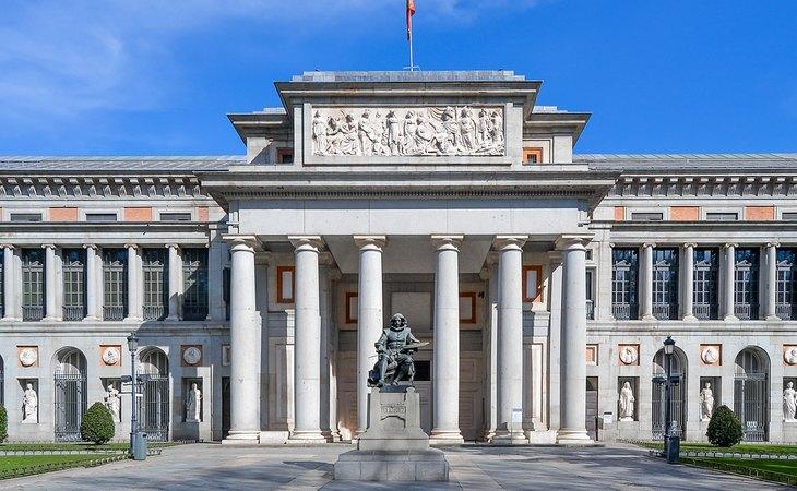 Museo del Prado de Madrid,
