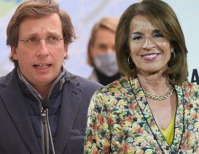 Almeida concede la Medalla de Honor de Madrid a Ana Botella que Carmena le negó por vender vivienda pública