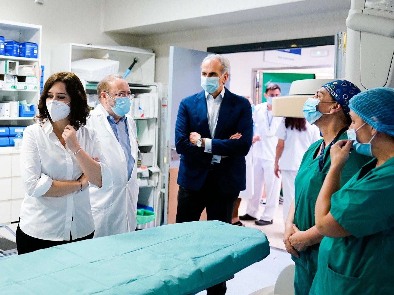La justicia condena a Madrid por vulnerar los derechos de los médicos de Atención Primaria