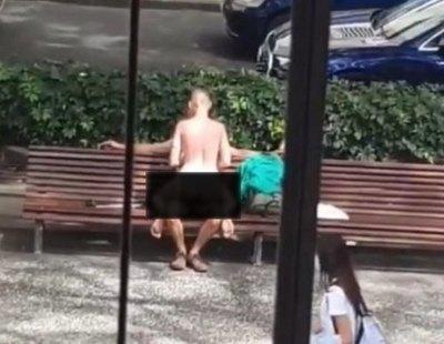 Una pareja, pillada teniendo sexo a plena luz del día en Tenerife
