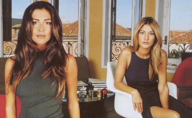 Último disco de Ella Baila Sola, con Marta y Mirilia, publicado en el año 2000