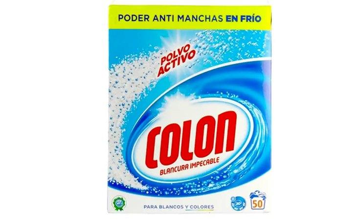 Colón Polvo Activo, entre los peores detergentes del mercado