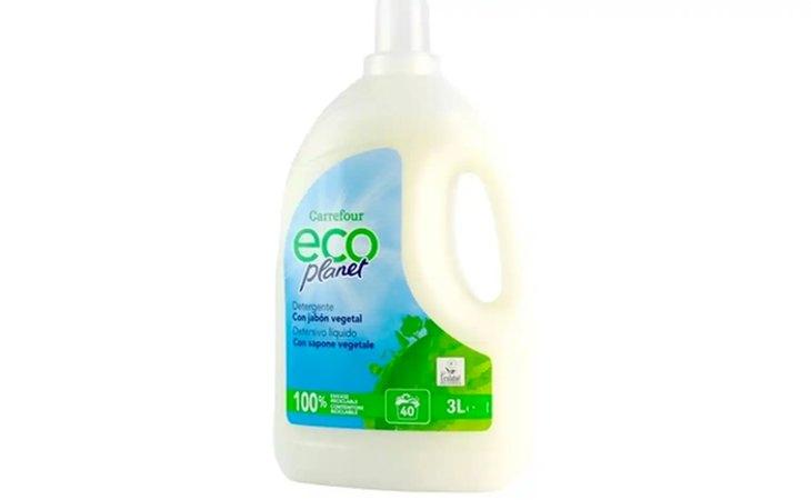 Carrefour Eco Planet Detergente con Jabón Vegeta, entre los peores detergentes del mercado