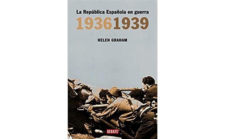 Portada de 'La República española en guerra (1936-1939)'