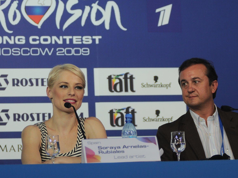 """Soraya carga contra RTVE por su poca implicación en Eurovisión: """"Son unos cutres, les da igual el festival"""""""