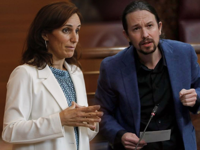 Un hacker desvía 8.000 euros de Más Madrid a Podemos