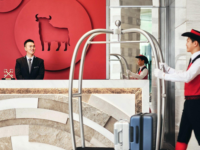 El gigantesco hotel chino inspirado en todo tipo de elementos característicos de España