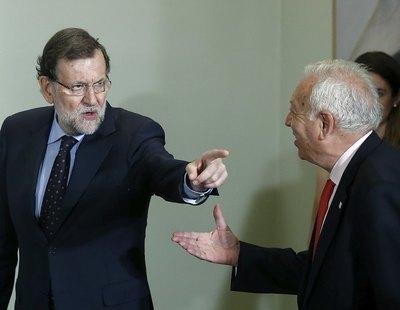 Rajoy rechazó el plan para la cosoberanía de Gibraltar de Margallo porque 'era un lío'