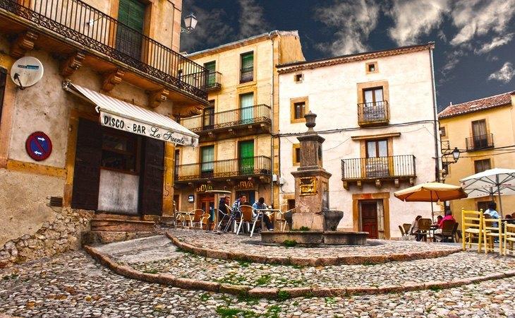 Sepúlveda destaca por su hermosa arquitectura y su buena gastronomía