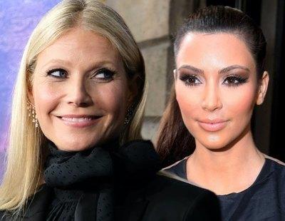 Gwyneth Paltrow embotella el olor de los orgasmos de Kim Kadarshian