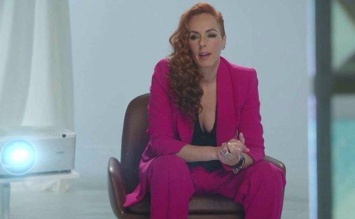 Rocio Carrasco en 'Rocío, contar la verdad para seguir viva'