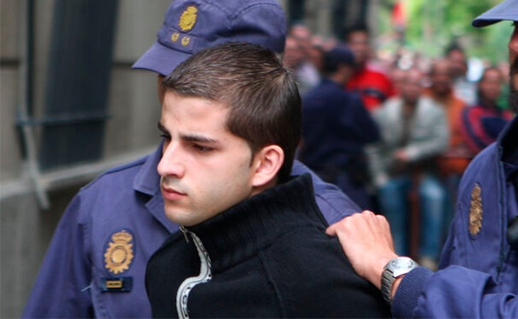 Miguel Carcaño, encarcelado por el asesinato de Marta del Castillo