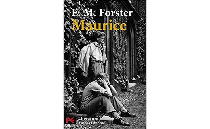 Portada de 'Maurice'