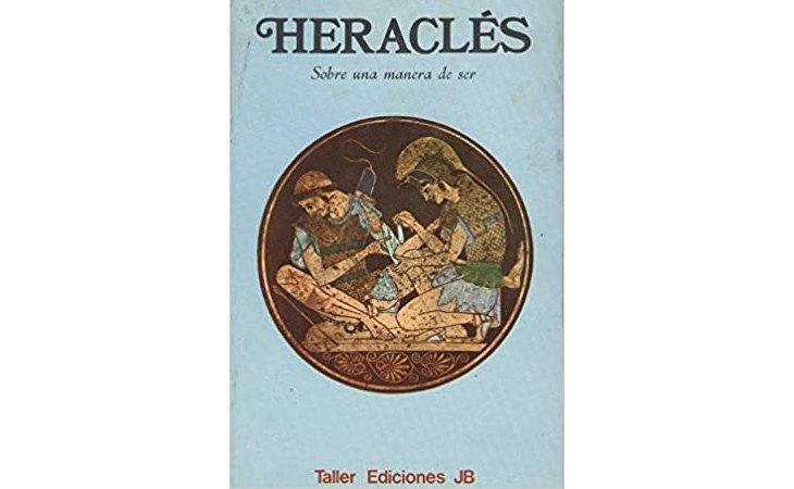 Portada de 'Heraclés'