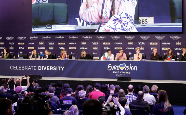 Ser del 'Big-5' te evita pasar por semifinales en Eurovisión