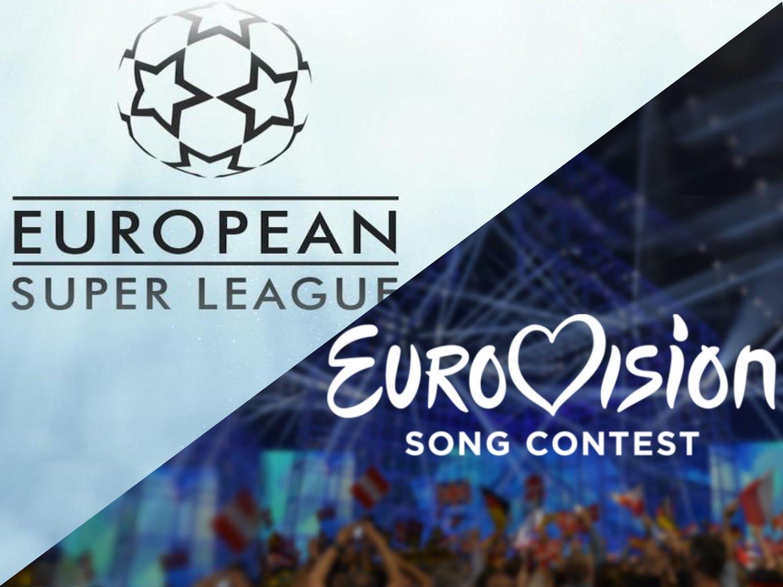 ¿Te pierdes con el drama de la Superliga? Te lo explicamos en clave eurovisiva