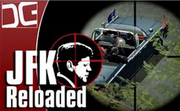 'JFK Reloaded', entre los videojuegos más polémicos de la historia