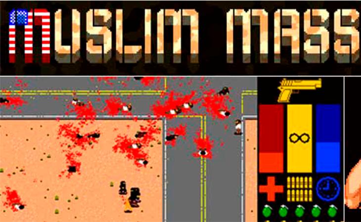 'Muslim Massacre', entre los videojuegos más polémicos de la historia