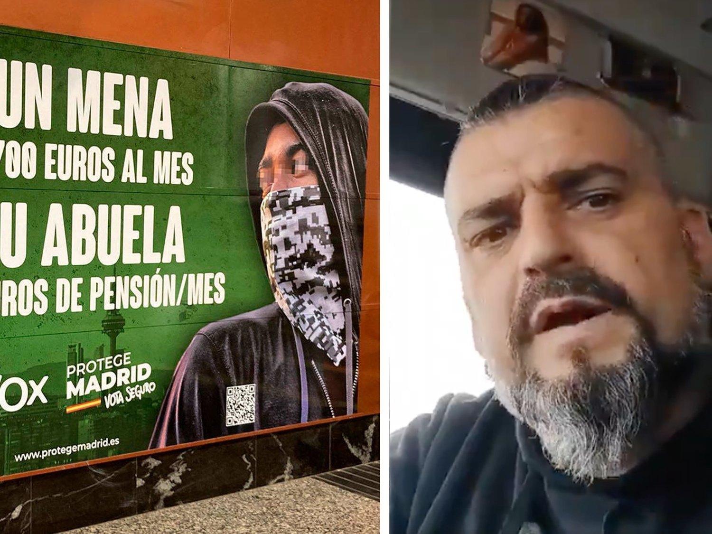 """El vídeo viral sobre menores migrantes: """"¿Tan católicos que sois, queréis que estos niños mueran en el Estrecho?"""""""