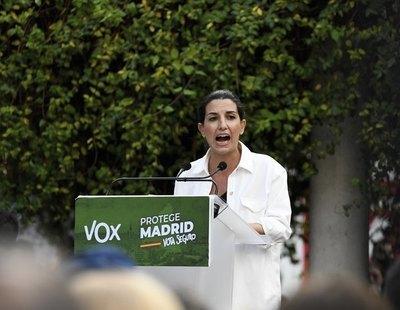 VOX pide a sus miembros que se salten las restricciones para asistir a mítines de Madrid