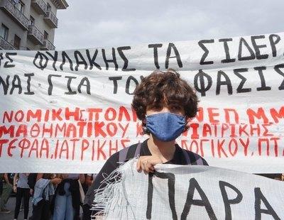 """El modelo en el que Grecia acabó """"con constancia"""" con el fascismo de Amanecer Dorado"""