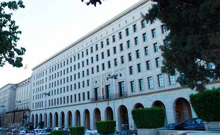 Su construcción comenzó en la II República