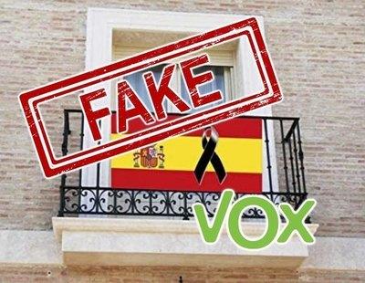 Las redes reaccionan al tuit de VOX Álava tras publicar un fotomontaje sacado de Amazon