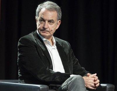Correos intercepta una carta con dos balas dirigida al expresidente Zapatero