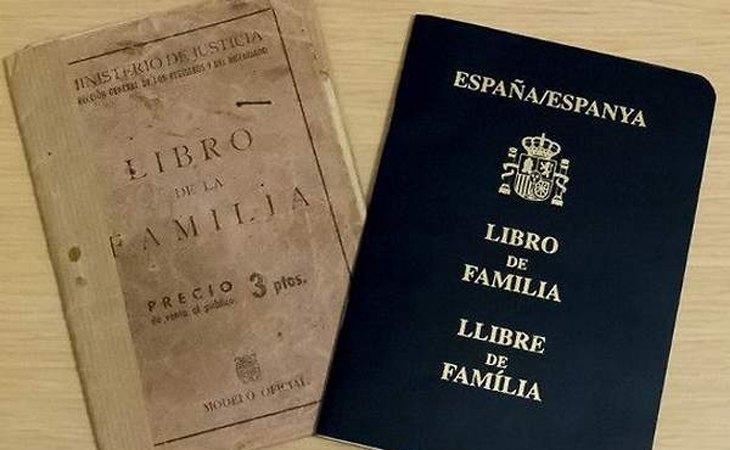 El Libro de Familia no se volverá a expedir más