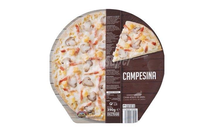 Pizzas campesinas de Hacendado