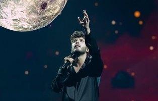 La propuesta de Blas Cantó en Eurovisión 2021 sale reforzada tras su segundo ensayo