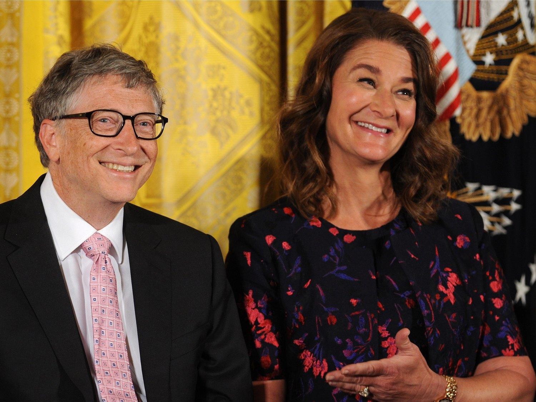 120 mil millones de euros en juego tras el divorcio de Bill y Melinda Gates