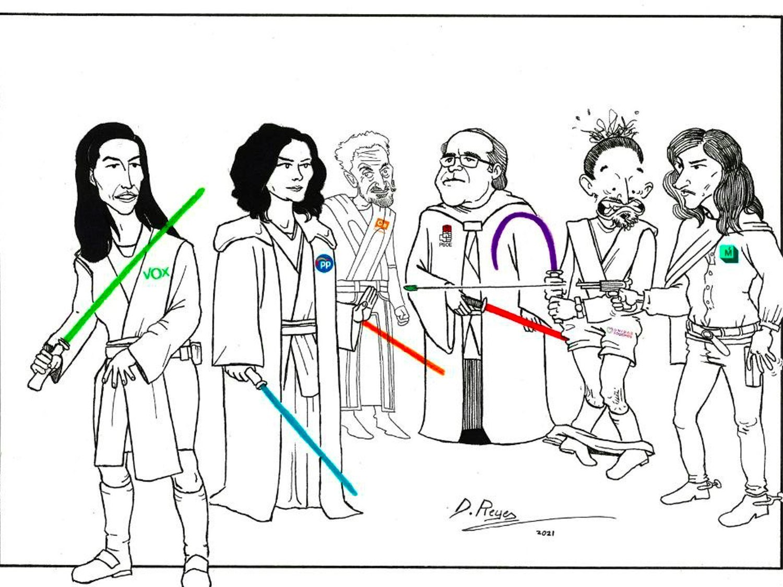 Los mejores memes de las elecciones autonómicas de la Comunidad de Madrid