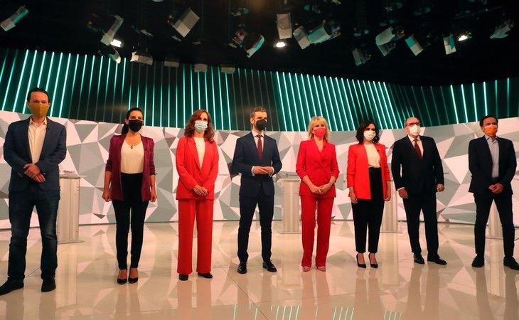 Las elecciones pueden suponer un cambio en el bloque a la izquierda del PSOE