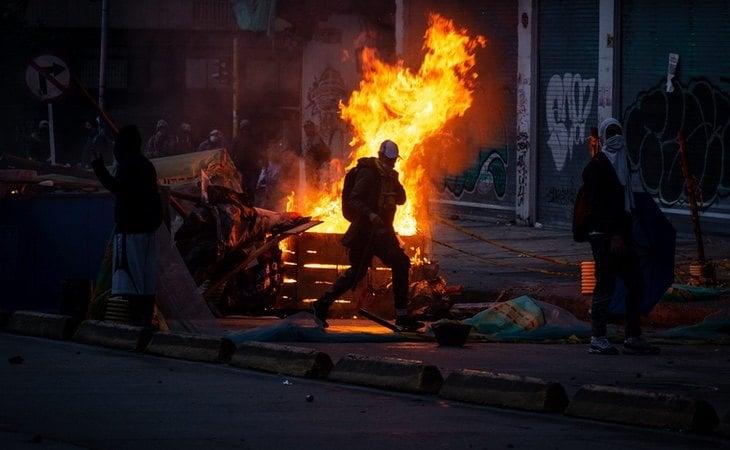 La situación en Colombia ha sido insostenible y remite en algunos momentos a la crisis de uno de sus vecinos, Venezuela