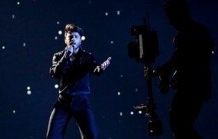 Blas Cantó pisa finalmente Eurovisión 2021: Así ha sido su primer ensayo en Róterdam
