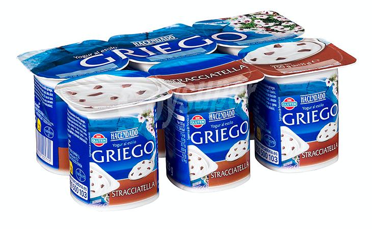 Yogur Griego de Straciatella