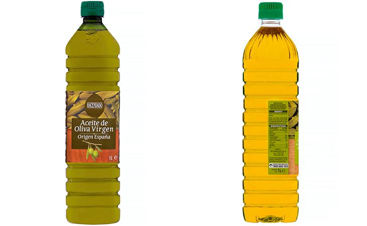 Hay varios tipos de aceite de oliva