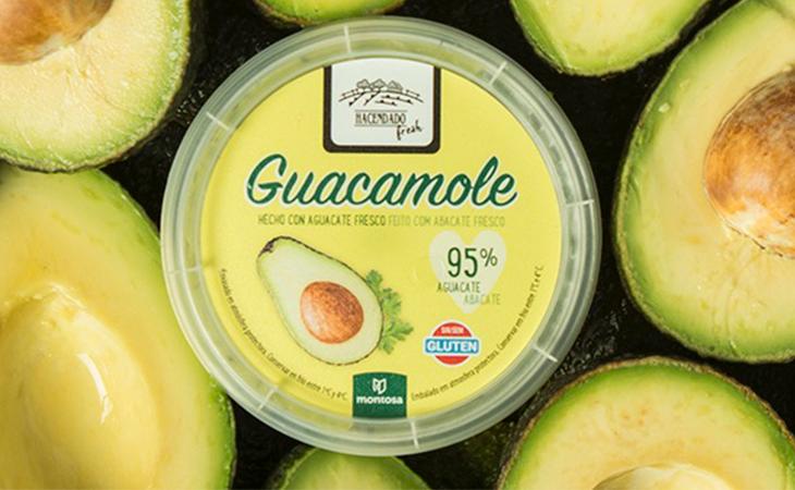 Guacamole de Hacendado