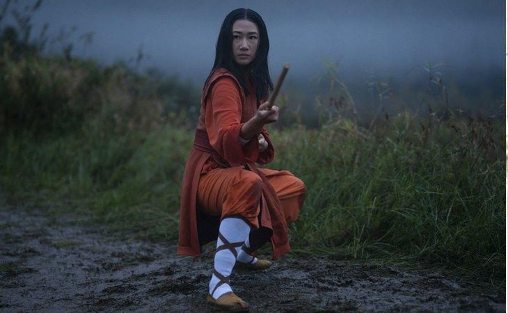 Nicky Shen, protagonista de 'Kung Fu', interpretada por Olivia Liang