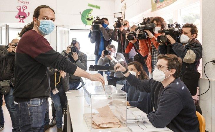 Pablo Iglesias ha dejado la políticas tras las elecciones