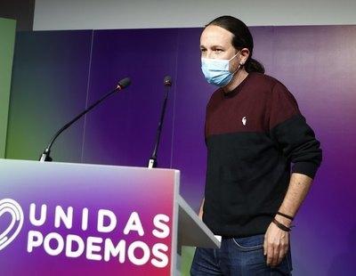 La que cobrará Pablo Iglesias tras su salida de la política