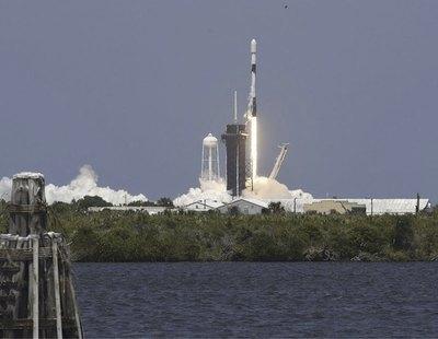 Los restos del cohete chino finalmente no llegan a Madrid: impactan en el Océano Índico