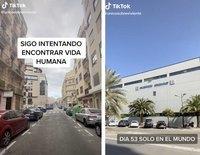 Un influencer de Valencia afirma venir del futuro y que el mundo terminará en 2027