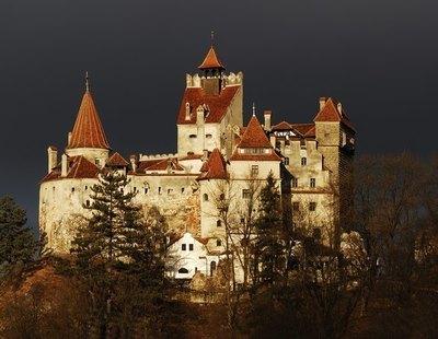 El castillo del Conde Drácula, en Rumanía, se convierte en un centro de vacunación