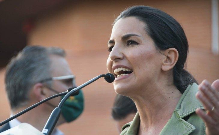 Rocío Monasterio, denunciada por la Fiscalía