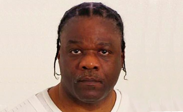 Ledell Lee poco antes de su ejecución